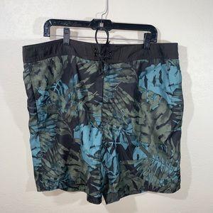 Gap men's board swim shorts Sz XL mesh lining